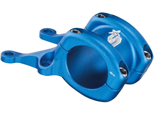 Spank Spike - Potencia - DM 25/30, Ø 31,8 mm azul